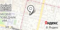 ЗАГС Центрального округа на карте