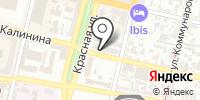Академия праздника на карте