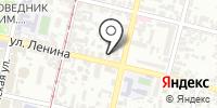 Мэри Поппинс на карте