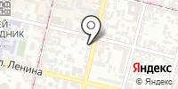 Юнита на карте