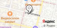 Роза КаИра на карте