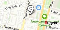 Tiens Group на карте