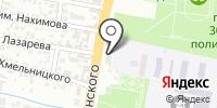 Русская купеческая гильдия на карте