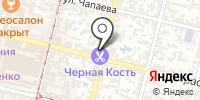 Кладезъ на карте