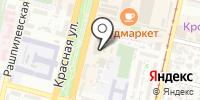 Аэросервис на карте