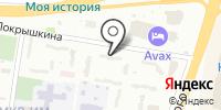 Пассажирский Экспресс на карте