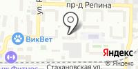 ФотоАС на карте
