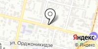 Цирюльня на карте