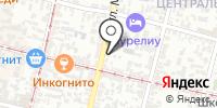 Юг-Дата-М на карте