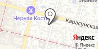 Нотариус Гетманская И.Г. на карте