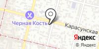 Нотариальная палата Краснодарского края на карте