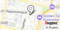 Госавтонадзор на карте