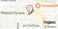 Адвокатские кабинеты Дьяченко Н.А. и Епифанова М.В. на карте