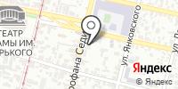 ПКИ на карте