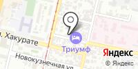 Факел-Кубань на карте