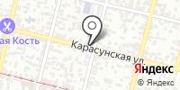 Вишнёвый Роджер на карте