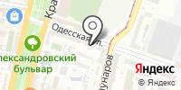 Сеть зооветмаркетов на карте