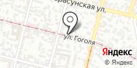 Кубаньбио на карте