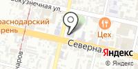 Профессиональное училище №1 на карте