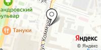 Боссиком на карте