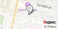 Алега-Юг на карте