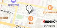 Роскамень на карте