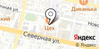 Школа для малышей на карте