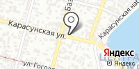 Байт-Сервис на карте