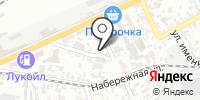 Аполлония на карте