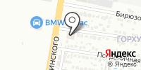 Локомотив-Кубань на карте