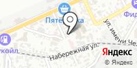 РЭП №12 на карте