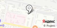 Виллан на карте