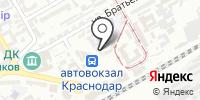 Ритм-Краснодар на карте