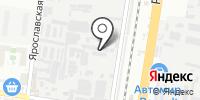 Бакаут на карте