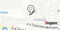 Nord Avenue на карте