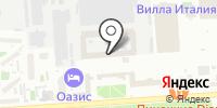Аква Макс на карте
