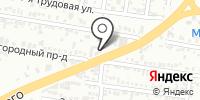 Гигиена-Юг на карте