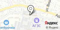 Агора-Юг на карте