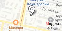 Ивком на карте