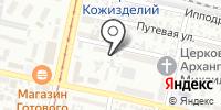 Центр ВТИ на карте