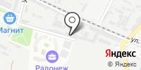 Ольга и К на карте