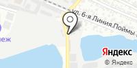 Кубаньплемподдержка на карте