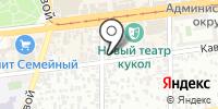 Чичиков на карте