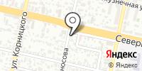 Вилас на карте