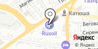 Бальс на карте