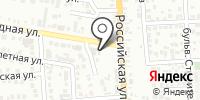 Шинко на карте