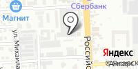 Керамик Юг на карте