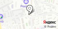 Принт-Юг на карте