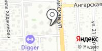 Краснодартехника на карте