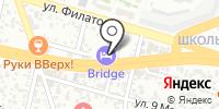 Поместье на карте
